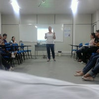 Photo taken at Faculdade Ateneu - Sede Messejana by Marcelo M. on 6/15/2013