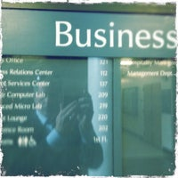 Photo taken at SFSU - Business Building by Aaron A. on 3/15/2013