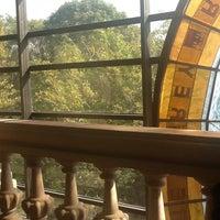 """Photo taken at Biblioteca - """"El Rey"""" by Chrystoph Z. on 10/19/2012"""