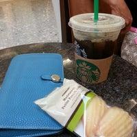 Photo taken at Starbucks by Nayeon H. on 10/8/2012