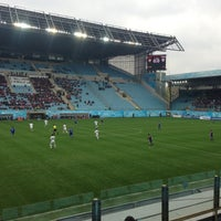 Photo taken at Arena Khimki by Алексей П. on 5/4/2013