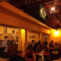 Photo taken at Pizzaria Nostra Terra by Fábio T. on 11/25/2012