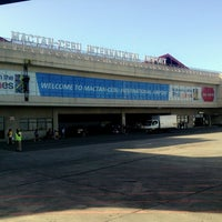 Photo taken at Mactan-Cebu International Airport (CEB) by Kim L. on 3/30/2013