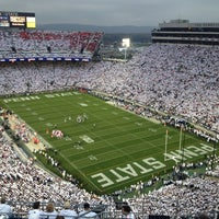 Photo taken at Beaver Stadium by Janel G. on 10/28/2012