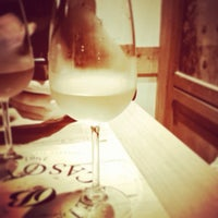 Photo taken at L'Angolo Divino by Valeria D. on 1/6/2014