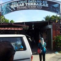 Photo taken at Beras Terbakar by Mohd Zuhairi A. on 11/10/2012