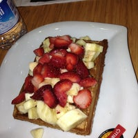 Photo taken at WAFFLE by Müge K. on 9/23/2013