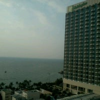 Photo taken at Mark Land And Spa Hotel Pattaya by Rachadon C. on 12/26/2012