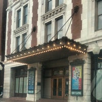 Photo taken at Springfield Little Theatre by what white elephant on 5/24/2014