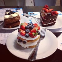 Photo taken at I Love Cake by Елена О. on 5/18/2013