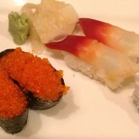 Photo taken at Hama Sushi by Purple M. on 12/30/2012