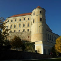 Photo taken at Zámek Mikulov by Renata H. on 10/20/2012
