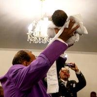 Photo taken at Holy Cross Pentecostal Church by Harvey a. on 1/20/2015