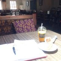 Photo taken at Edin's Deli Café by Nik Z. on 5/9/2014