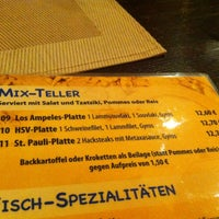 """Photo taken at """"Der Grieche"""" Grill Imbiss by Nils H. on 12/18/2012"""