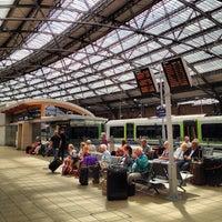 Photo taken at Platform 7 by Ash Y. on 8/14/2013