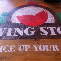 Photo taken at Wing Stop by Nurettin U. on 7/18/2013