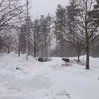Photo taken at Seabrook Rest Area & Welcome Center by Shayne V. on 2/17/2013