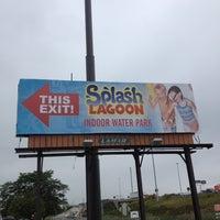 Photo taken at Splash Lagoon by Eric B. on 8/31/2013