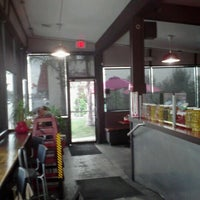 Photo taken at G Burger by Johnny R. on 11/17/2012