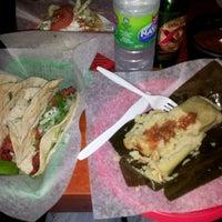 Photo taken at Tacos El Asador by Robert K. on 7/27/2013