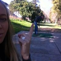 Photo taken at Los Feliz Municipal Golf Course by Julia B. on 12/28/2012