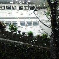 Photo taken at Jurusan Teknik Elektro dan Teknologi Informasi UGM by Budy S. on 12/18/2012