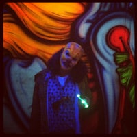 Photo taken at The Factory of Terror Haunted House by Darla I. on 10/3/2012
