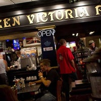 Photo taken at Queen Victoria Pub by Gunh@n T. on 8/9/2013