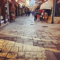 Photo taken at Стара скопска чаршија | Skopje Old Bazaar by ind o. on 5/14/2013