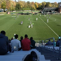 Photo taken at DeMartin Field by Matt K. on 10/20/2013