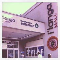 Photo taken at i'langa Mall by Melvin K. on 6/23/2013