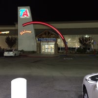 Photo taken at Travel Centers of America by OahuAJ on 6/22/2014