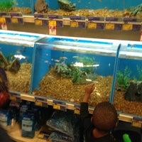 Photo taken at PetSmart by Tee N. on 10/15/2012