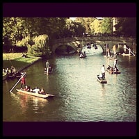 Photo taken at Cambridge by Barbara Martha T. on 10/7/2012