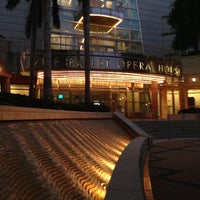 Photo taken at Adrienne Arsht Center for the Performing Arts by BJ S. on 10/13/2012