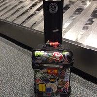 Photo taken at Baggage Claim by Glenn F. on 1/19/2014