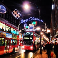 Photo taken at Oxford Street by Roy M. on 1/1/2013