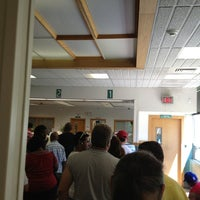 Photo taken at New Jersey Motor Vehicle Commission by Julie W. on 6/1/2013