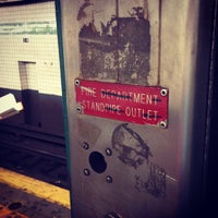 Photo taken at MTA Subway - 14th St (F/L/M) by Finn K. on 7/19/2014