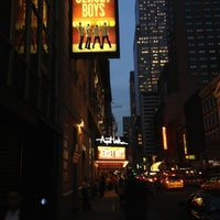 Photo taken at August Wilson Theatre by Jennifer L. on 9/27/2012
