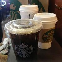 Photo taken at Starbucks by Denise C. on 1/22/2013