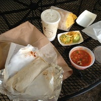 Photo taken at Burrito Brothers Taco Company by Sam on 7/13/2013