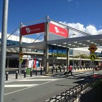 Photo taken at Brisbane Domestic Terminal by Артем С. on 2/23/2013