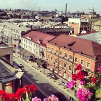 Photo taken at Riviera Hotel by aleksandr K. on 6/21/2013