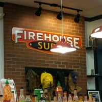Photo taken at Firehouse Subs by Leo I. on 6/8/2016
