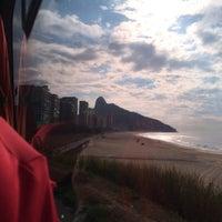 Photo taken at Ônibus da ABM by Marcelo V. on 3/7/2014