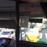 Photo taken at Ônibus da ABM by Marcelo V. on 2/20/2014