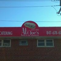 Photo taken at Al & Joe's by phil w. on 11/16/2012