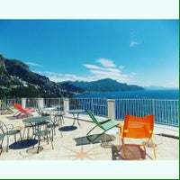 Photo taken at Hotel Le Terrazze by Banu G. on 7/9/2016